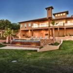 Build Icf Technology Walk Out Basement Homes