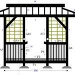 Build Japanese Tea House Intitial Plans