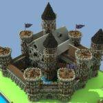Build Medieval Castle Contest Minecraft Blog