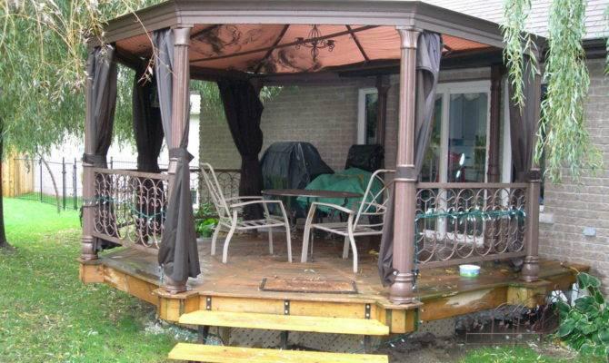 Build Octagonal Deck