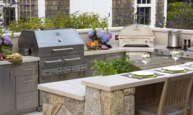 Build Outdoor Kitchen Designs