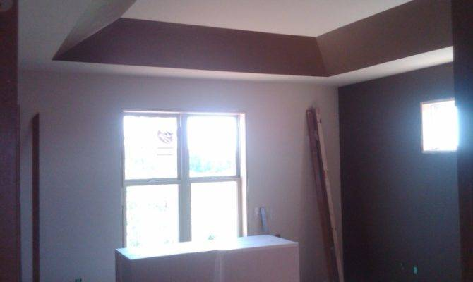Build Reverse Tray Ceiling Theteenline