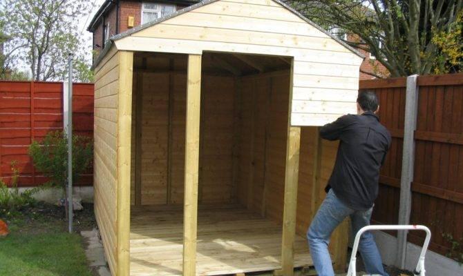 Build Sheds Shed Plans Step Garden