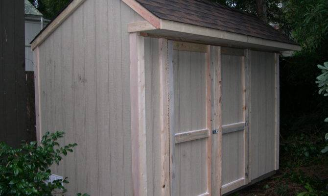 Build Sided Shed Roof Nomis