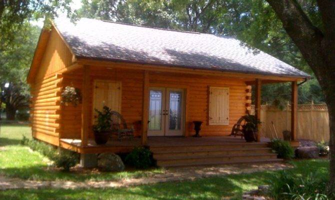 Build Small Log Cabin Kits Kit