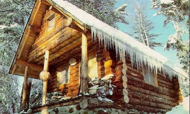 Build Small Log Cabin