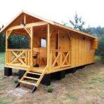 Build Wooden Cottage Hours Youtube
