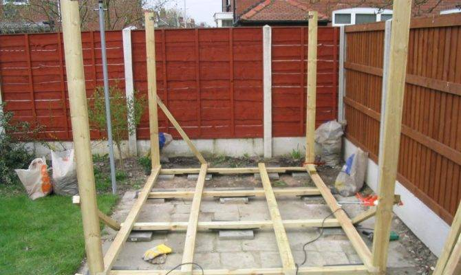 Build Wooden Shed Scratch Quick