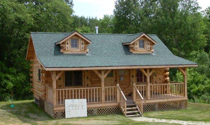 Build Your Log Cabin Home Articles Tools
