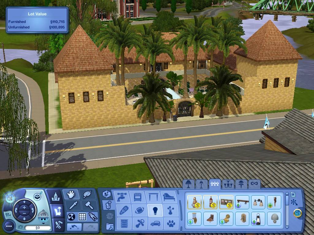 Build Your Own Mansion Game Homes Floor Plans