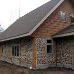 Builder Hoping Cordwood Home Design Catches Minnesota
