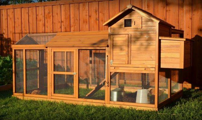 Building Chicken Coop Kit Additional Modifications Youtube