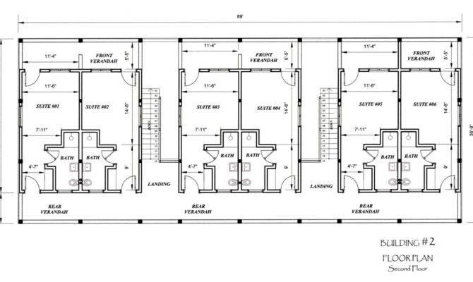 Building Floor Plan Interior