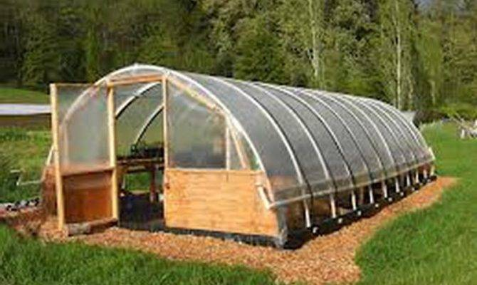 Building Greenhouse Plans Modern Gardening Your Dream Home