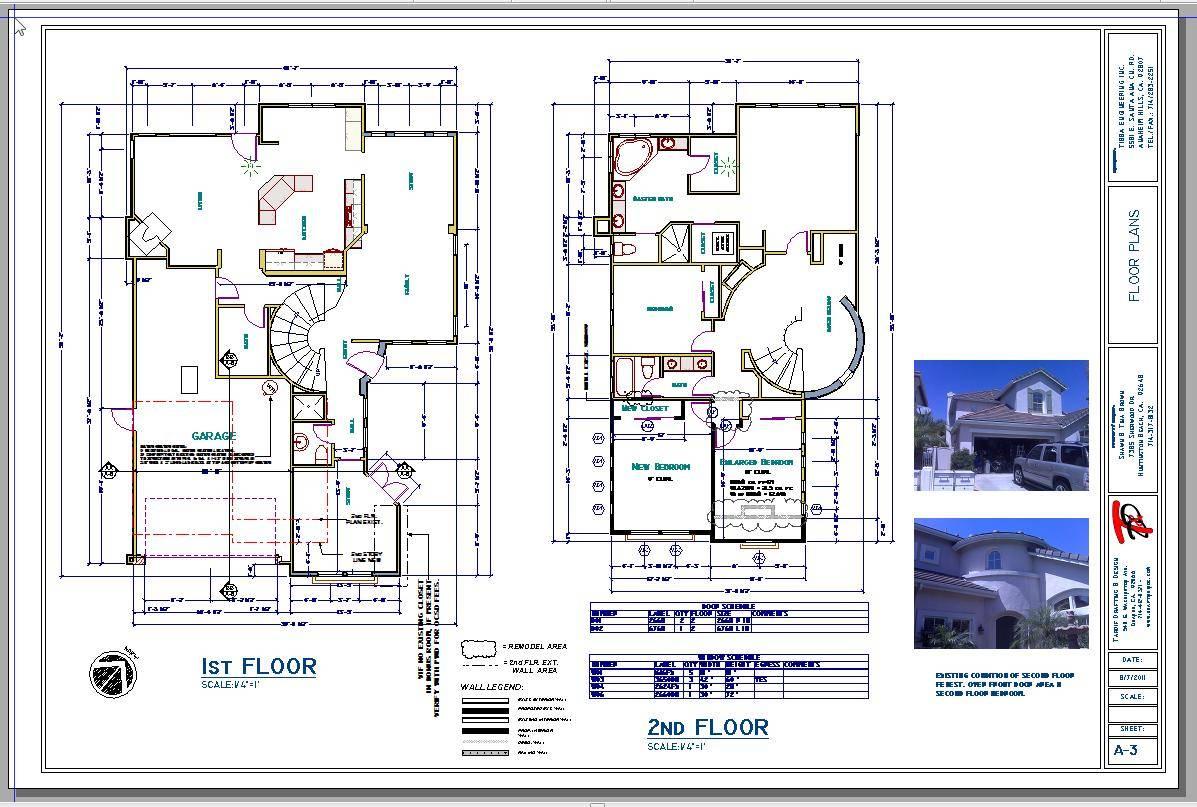 Building Plans Software House