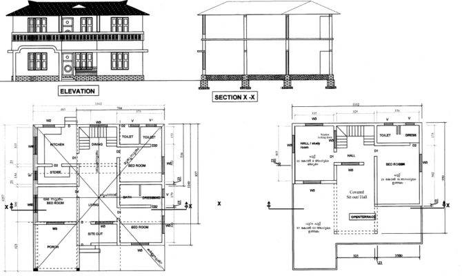 Building Plans Your Homes Autocad Request