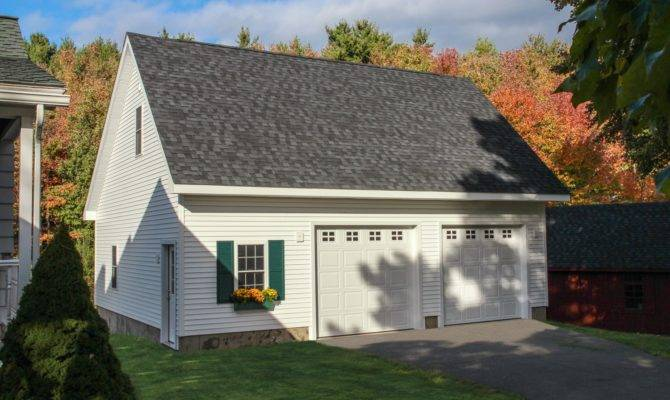 Building Process Barn Yard Great Country Garages