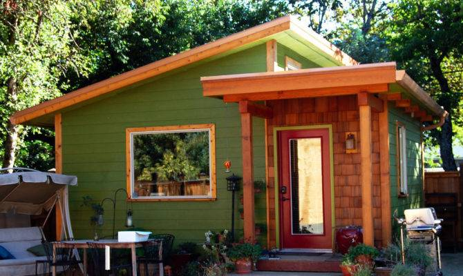 Building Tiny Houses Break Down Asset Inequality