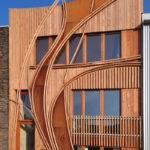 Buildings Have Unique Creative Facades
