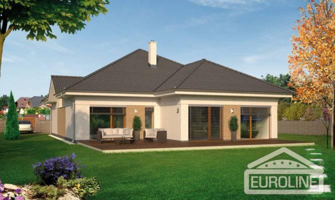 Bungalov Houses Euroline
