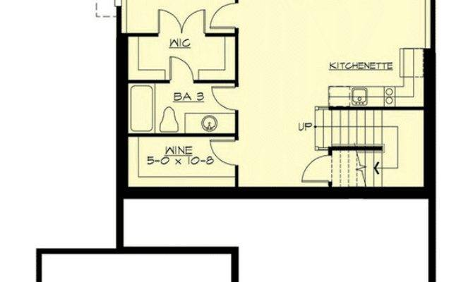 Bungalow Finished Basement Architectural