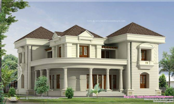 Bungalow Floor Plan Kerala Home Design Plans