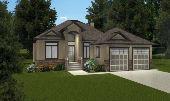 Bungalow Floor Plans Basement Small House