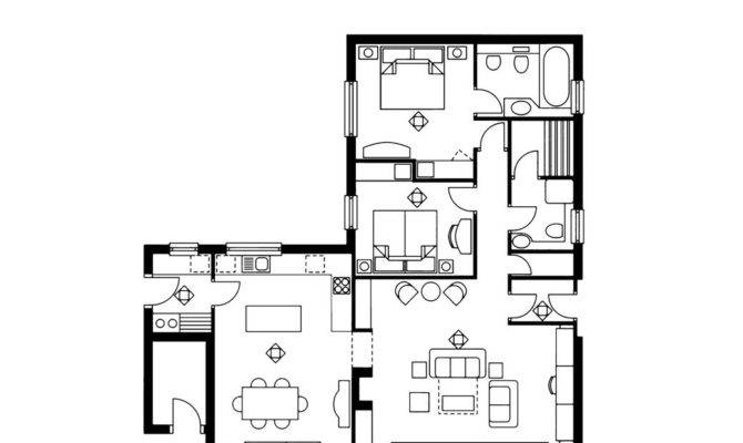 Bungalow Floor Plans Largest Collection Elegant Home