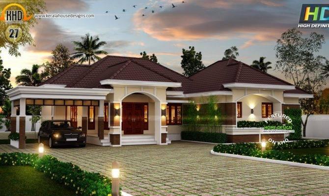 Bungalow House Design Amazing Model