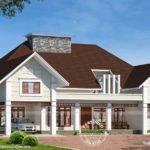 Bungalow House Kerala Home Design Floor Plans