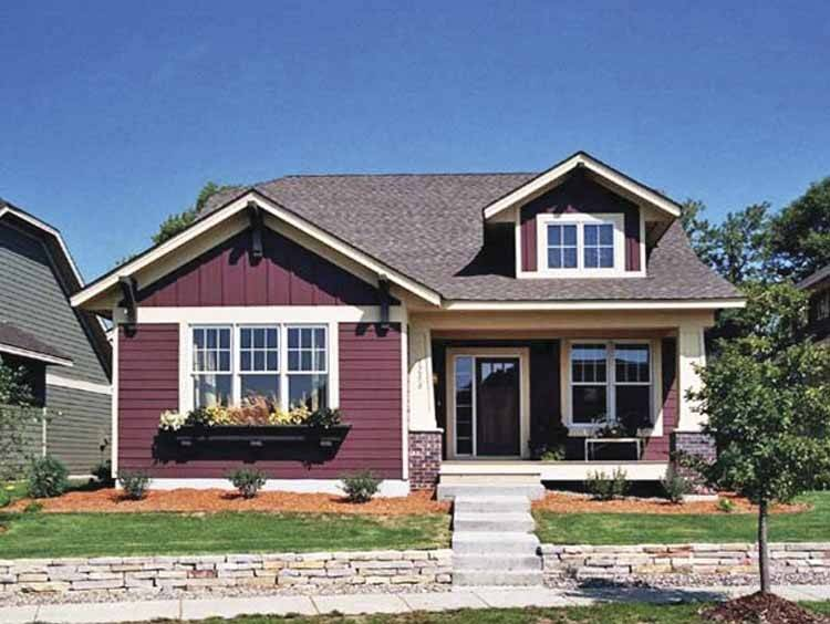 Bungalow House Plan