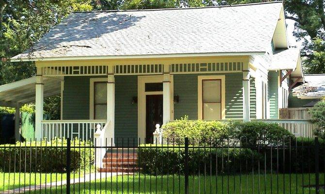 Bungalow House Plans Porches Simple One Story Houses