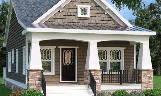 Bungalow House Plans Small