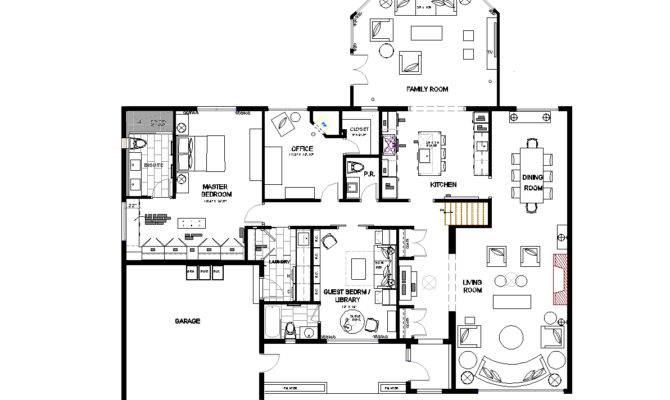 Bungalow Open Floor Plans Ideas House