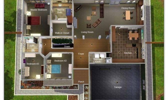 Bungalow Plans Designed Building Modern Features