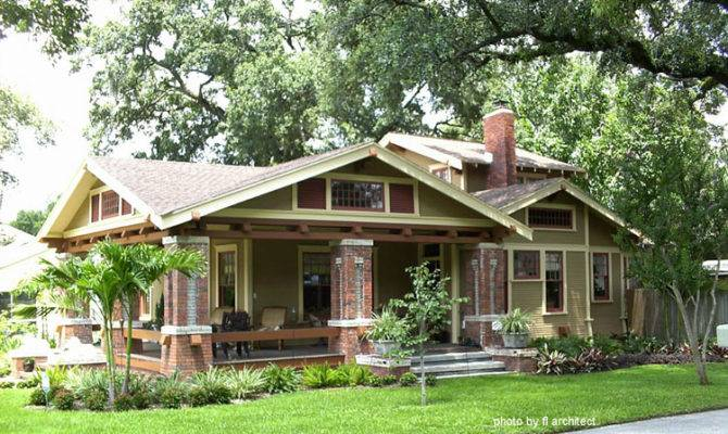 Bungalow Style Homes Craftsman House Plans