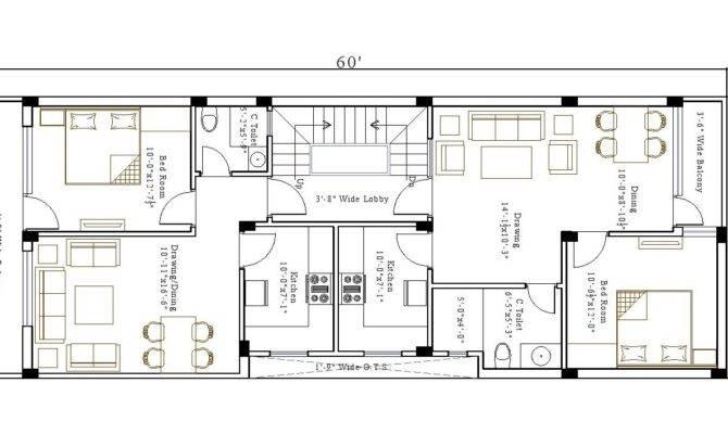 Bungalow Villas Gphp House Plans