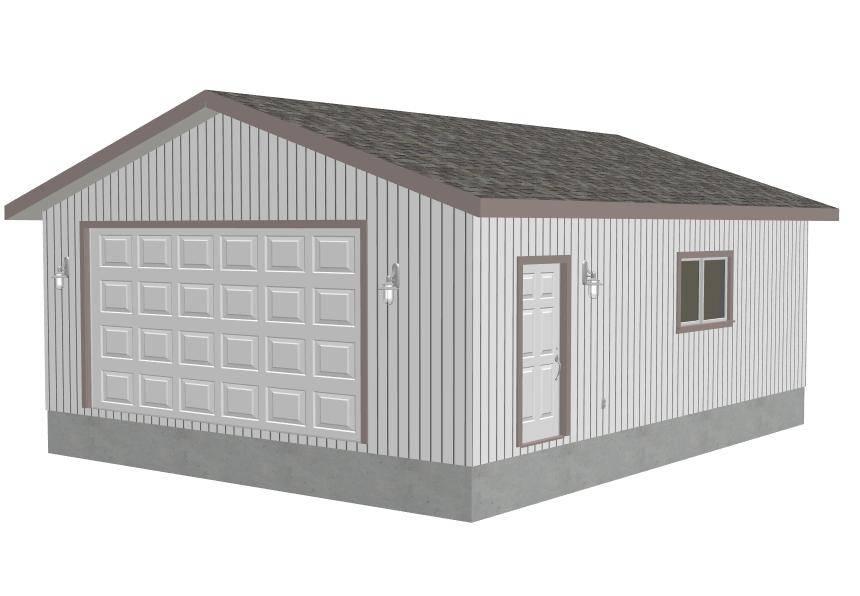 Buy Barn Plans Moured