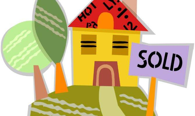 Buying House Clipart