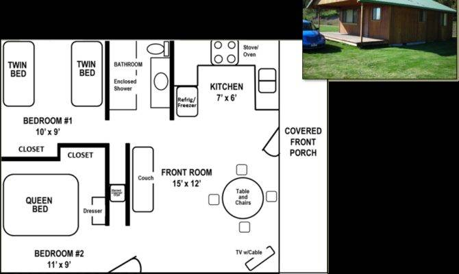 Cabin Floor Plan Heise Expeditions