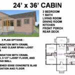 Cabin Floor Plans House Plan Reviews
