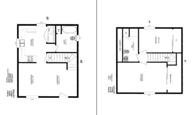 Cabin Floor Plans Joy Studio Design Best