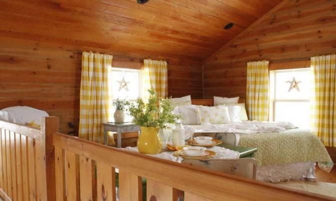 Cabin Floor Plans Loft Dining Table