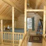 Cabin Floor Plans Loft Simple
