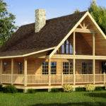 Cabin House Plans Photos Woodplans