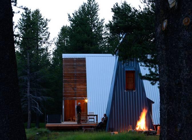 Cabin Rentals Door Wild Frame
