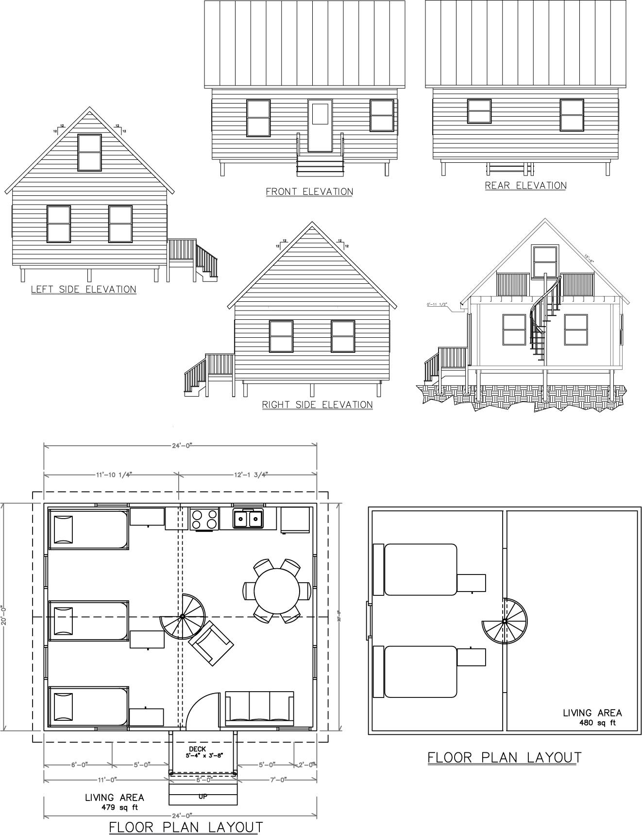 Cabin Structall Energy Wise Steel Sip Homes