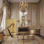 Cabinet Dor Royal Apartments Palais Versailles