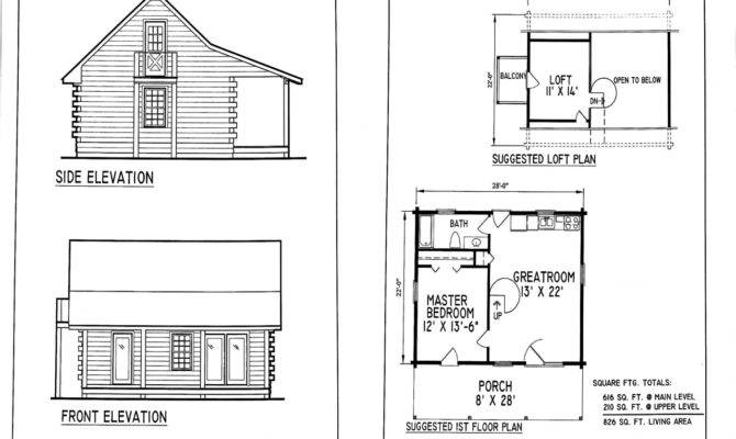 Cabins Designs Floor Plans Spectacular Log Cabin