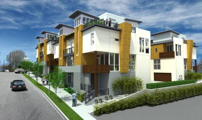 Cablik Modern Dwellings Townhomes Enterprises